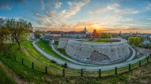 Vilniaus miesto gynybinė siena
