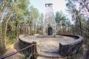 """""""Laimės Žiburys"""" – Jono Biliūno kapas ir paminklas"""