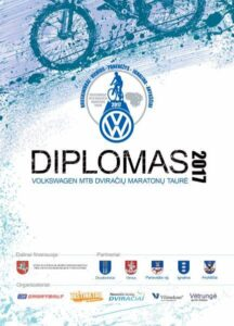 Panevėžio etapo diplomai 2017