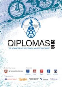 Druskininkų etapo diplomai 2018