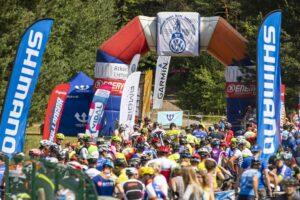 "Karštame ""Volkswagen MTB dviračių maratonų taurės"" etape Vilniuje – favoritų pergalės"