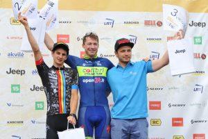 Galutiniai Vilniaus etapo rezultatai
